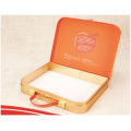 Supply Portable Rectangular Paper Box, Gift Box Customized Logo
