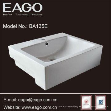 Encimera de baño con encimera de cerámica EAGO