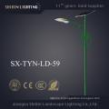 Lampe LED en gros 6m-8m Pole 60W réverbère solaire