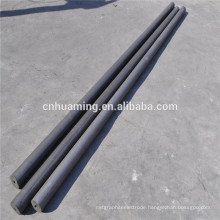 high quality graphite tube as furnaces linings