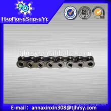 Chaîne à rouleaux creux en acier au carbone à haute qualité 08BHP, 10BHP, 12BHP