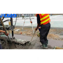 Self-propelled Four Wheel Drive Concrete Laser Screed