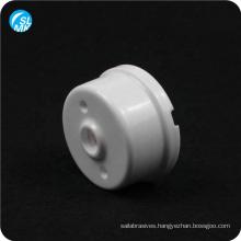 glazed alumina lamp parts ceramic wall switch porcelain insulator 95