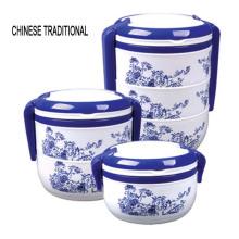 Envase de comida del proveedor de China