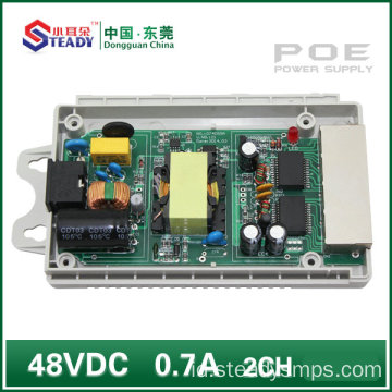 48V DC 0.7A POE Power Supply