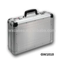 maleta de metal de aluminio fuerte y portátil fabricante de China