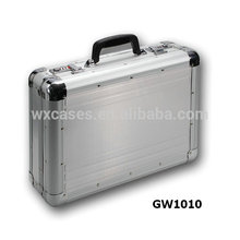 сильный & портативных алюминиевых металла чемодан из Китая Пзготовителей