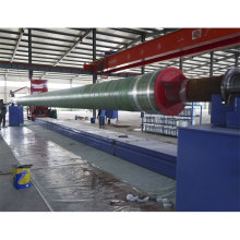 Pipe Line Machine / GPR FRP Composite Pipe Filament Winding Machine