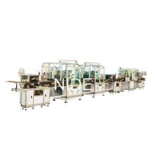 Línea de montaje de producción de manufactura automática de la armadura del motor