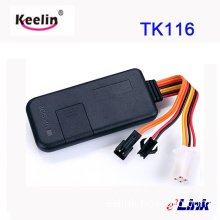 GPS GSM Tracker with relay to cut oil and mirco