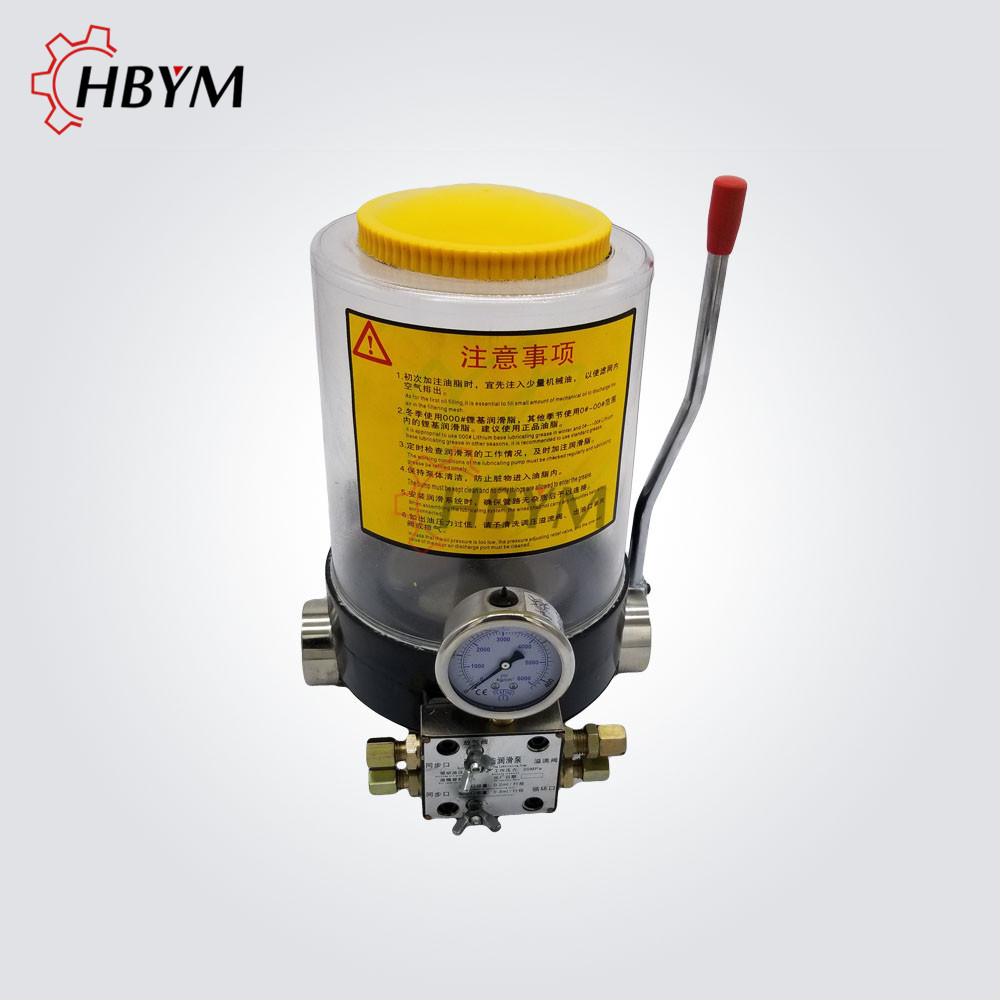 Hydraulic Grease Pump 1