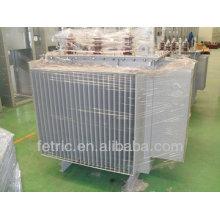 11kV 33kv cobre bobina aceite inmerso transformador de 500kva con precio