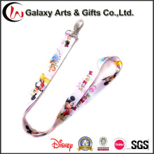 Polyester Material Lanyard for Heat Press Sublimation