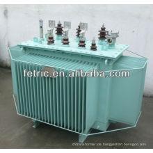 Öl Typ Kupfer Wicklung drei Phase 20kv Transformator