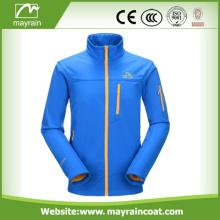 Full Zip Polyester Outdoor Jacket