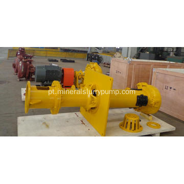 Metal e borracha Waimans Vertical Slurry Pumpbv (R)