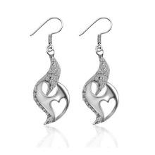Classic Fashion Earrings Silver Wedding
