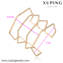 51633 xuping jewelry Simple designs Fashion bangle without stone