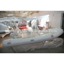barco inflável semirígido