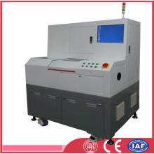 Máquina de corte láser de precisión de cristal de zafiro