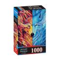 GIBBON 1000pcs Space Traveler Puzzle Games Educational Toys