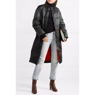 90٪ Down Coat Long Parka Outwear Hooded Outerwear
