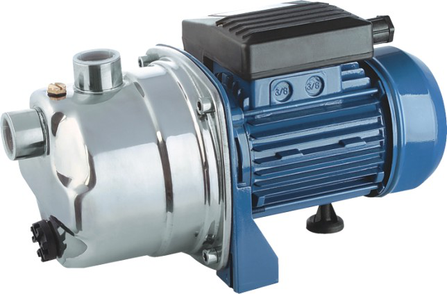 JGS JS Series Stainless Steel Head Self Priming Pump
