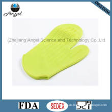 Hitzebeständiger Silikon-Ofen-Handschuh Eco-Friendly Material Sg12