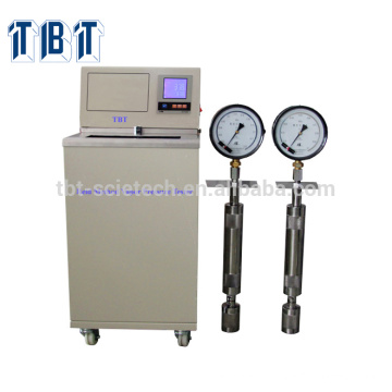 T-BOTA TBT-8017 Reid Method Saturated Vapor Pressure Tester Saturated Vapor Pressure Testing Equipment