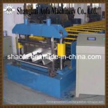 1025decking que hace el rodillo que forma la máquina (AF-D1025)