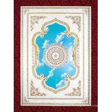 European Style Deckenplatte für Esszimmer (BRD1420-F1-022)