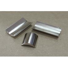 Permanent Motor Magnet Neodymium Arc Segment