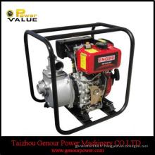 Pompe centrifuge auto-amorçante de pompe à eau de moteur diesel de 3 pouces (ZH30DP)