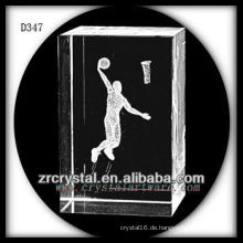K9 3D Untergrund Basketball innerhalb Crystal Rectangle