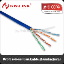 UTP CCA 24AWG Cat5e LAN Cable, factory price