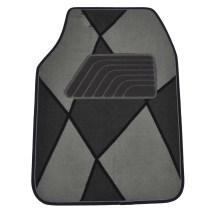 Carpet Car Mat Flat Foot Pad Irregular Pattern