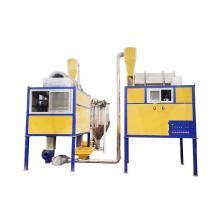 PET PVC plastic separating machine