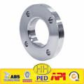 EN1092-1 1.4301/304 stainless steel so flange