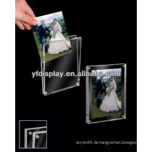 Acryl Magnet Fotorahmen für Bilderhalter