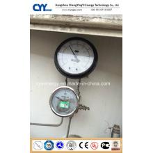 Lagertank Differenzdruckmessgerät Liquidometer Messgerät