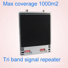 Signal Booster for 900 1800 2100MHz 2g3g4g Tri Band