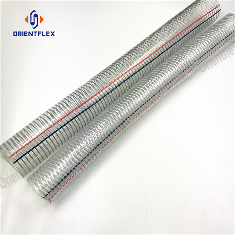 Pvc Steel Wire Hose 6