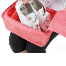 Business Trip Waterproof Travel Storage shoe Bags Portable Storage Bag with zipper