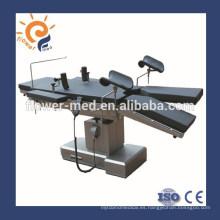 Nuevo equipo médico de calidad superior mesa de operación eléctrica mejor precio