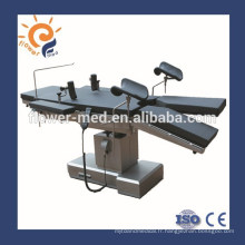 China Supplier Wholesale Electro Hydraulic Operation Table Avec Batterie