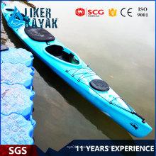 Kayak de alta calidad del océano del asiento doble hecho en China