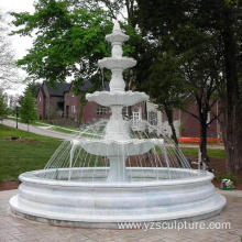 Garden Stone Water Fountain For Sale