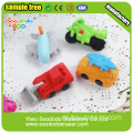 SOODODO Green Ali 3D Animal vormige mini Erasers
