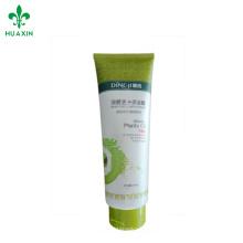 Tubo de empaquetado cosmético libre de 120ml bpa, tubo plástico de la loción del cuerpo para el cosmético,
