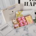 Rose Lippenstift Box Geschenkverpackung Geschenksets Box